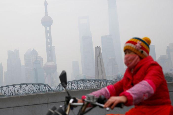 Повседневная жизнь граждан Китая (50 фото)