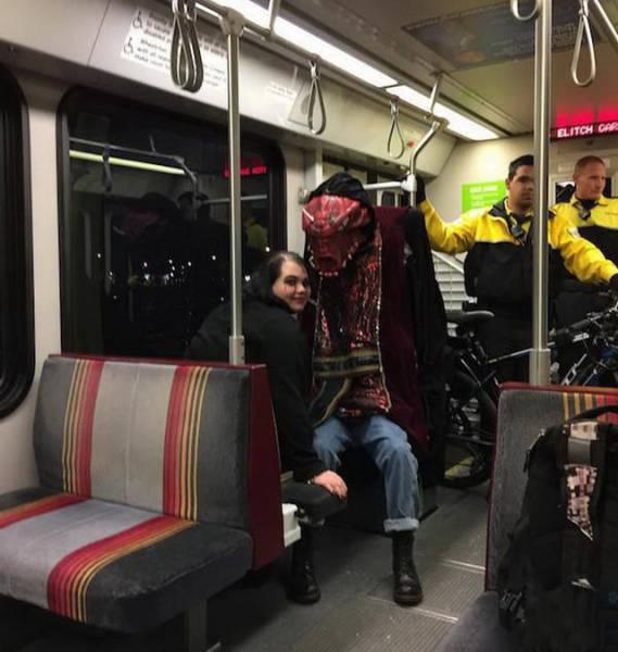 Люди со странностями (41 фото)