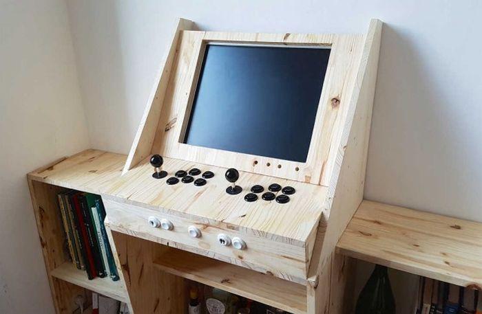 Как сделать игровой автомат: мастер-класс от «Королевы 43
