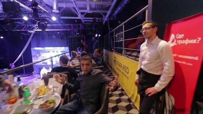 ИТ-конференция по-киевски (30 фото)