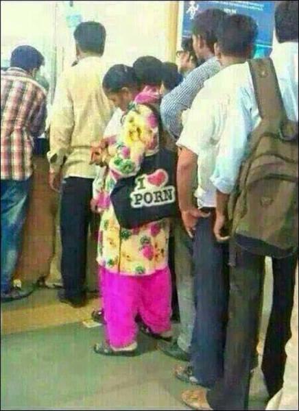 Странные фото из Индии (26 фото)