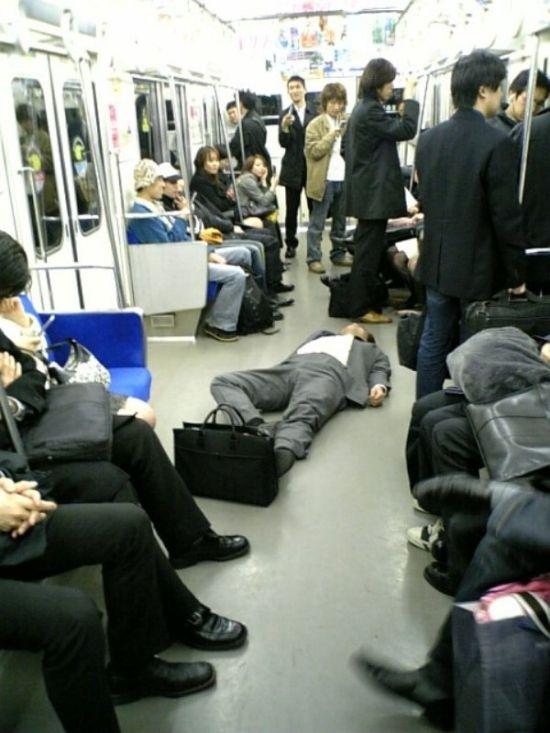 Безумные фото из Японии (28 фото)