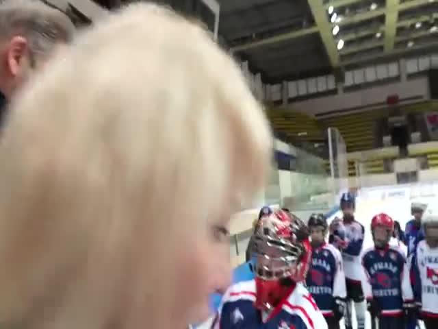 Владислав Третьяк поздравил с Днем рождения своего 8-летнего фаната