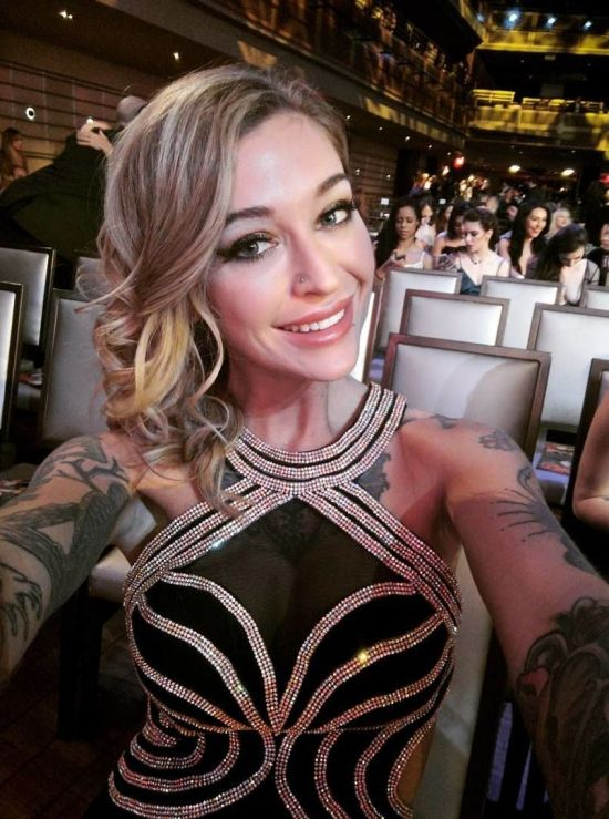 В Лас-Вегасе прошла церемония вручения «Порно-Оскара» (20 фото)