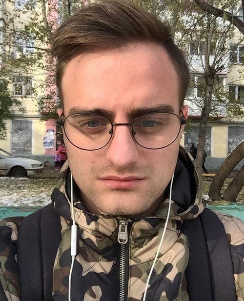 В Красноярске обнаружился двойник Гарри Поттера (8 фото)
