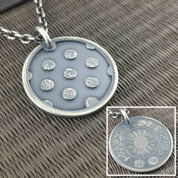 Украшения и сувениры из монет (23 фото)