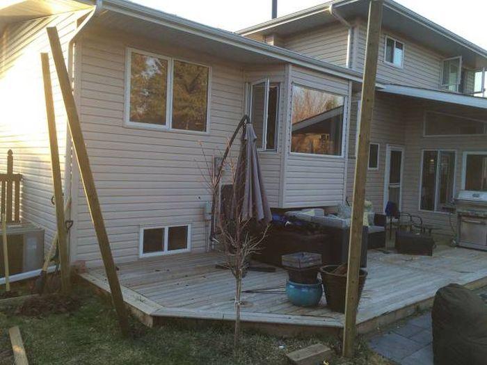 Как сделать более уютной открытую террасу у дома (21 фото)