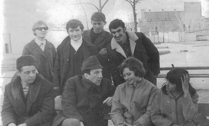 Советская эпоха в увлекательных исторических снимках (90 фото)