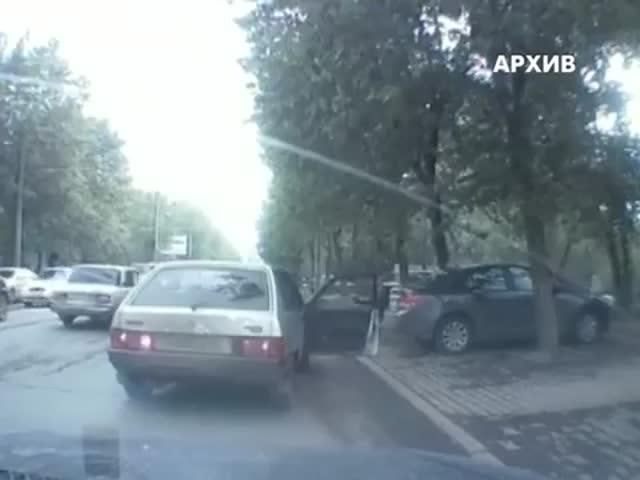 Автор фразы «Ты кому сигналишь, дядя?» Игорь Новоселов сдался полиции