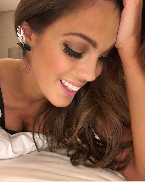 Француженка Ирис Миттенар одержала победу на конкурсе красоты «Мисс Вселенная-2017» (15 фото)