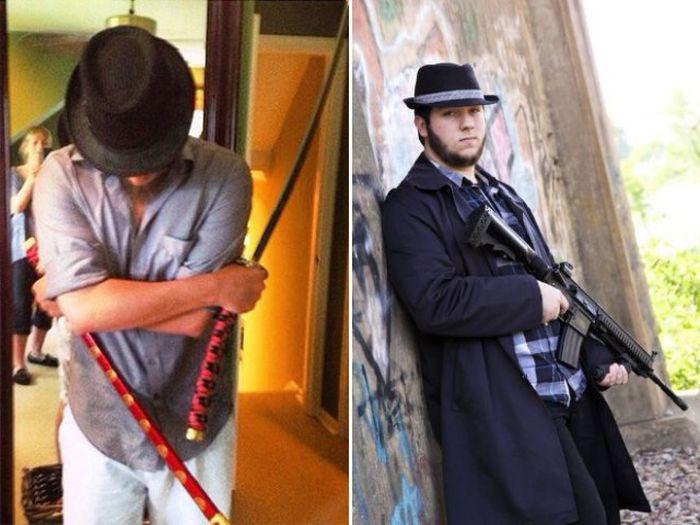 Опасные парни из соцсетей (14 фото)