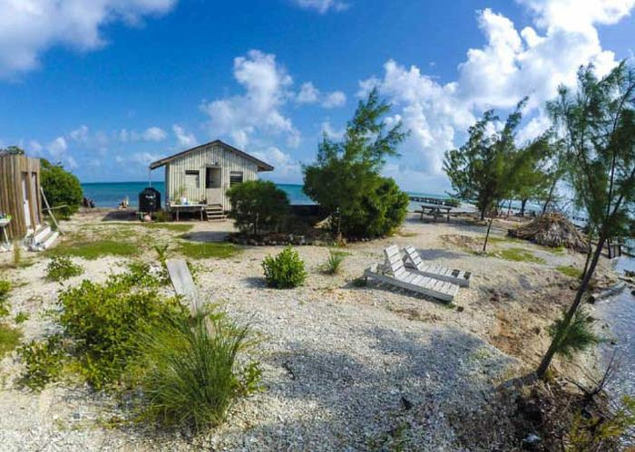 Райский островок в Карибском море за полмиллиона долларов (13 фото)