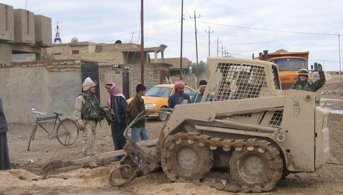 Война в Ираке глазами американского солдата (28 фото)