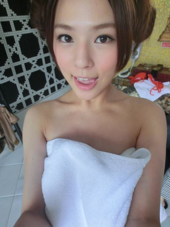 Привлекательные азиатки (30 фото)