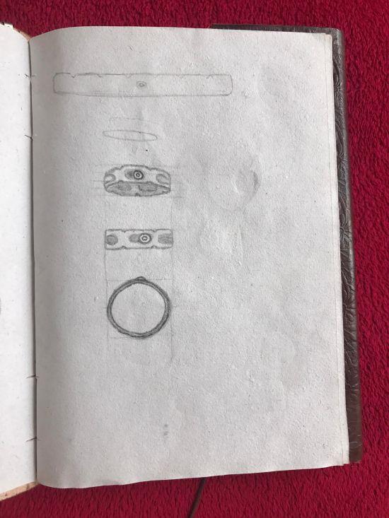 Необычное кольцо на память (7 фото)