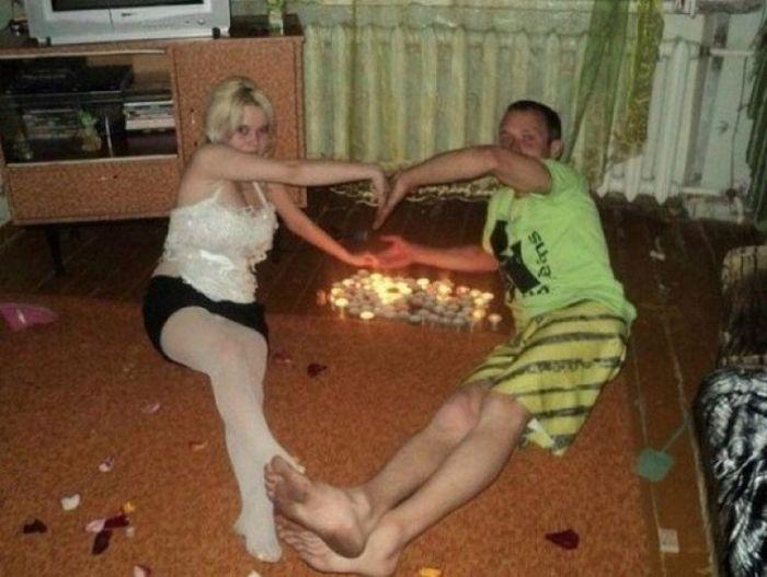 Когда романтика зашкаливает (11 фото)