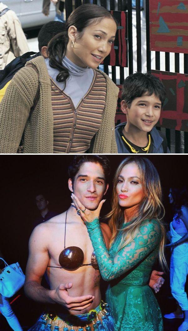 Актеры любимых фильмов и сериалов тогда и сейчас (20 фото)