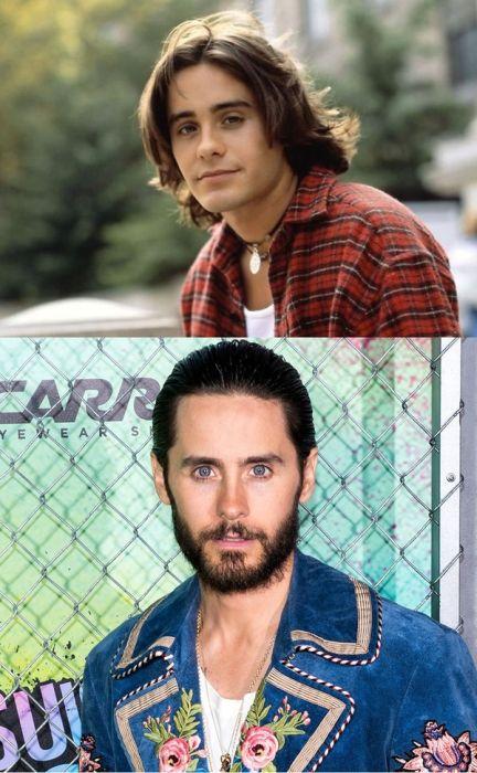 Знаменитые актеры в начале своей карьеры и сейчас (25 фото)