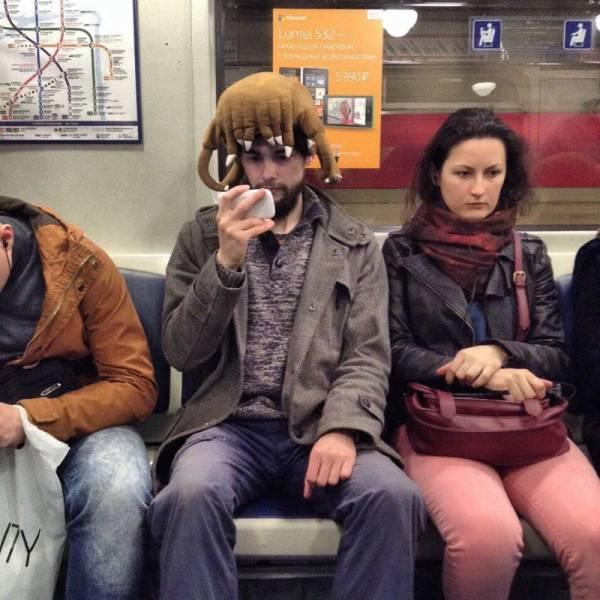 Люди со странным чувством стиля (41 фото)