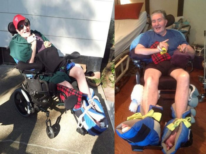 Пожарные ответили добром официантке, оплатившей их завтрак (6 фото)