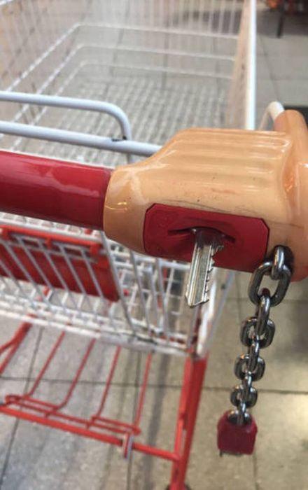 Забавные фото из супермаркетов (42 фото)