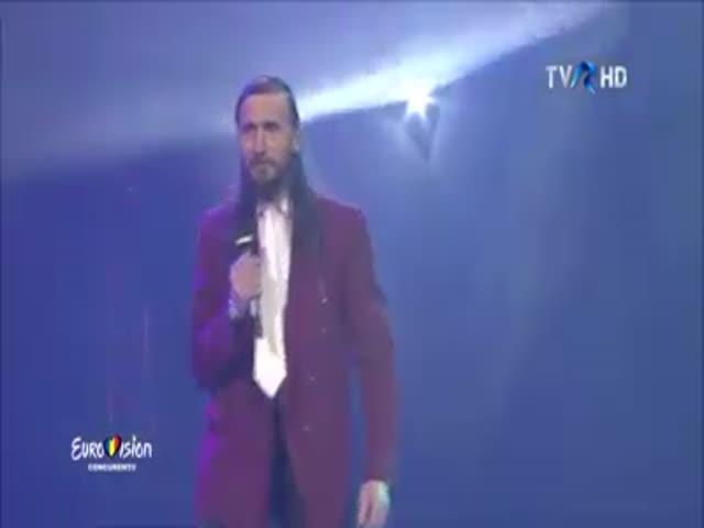 Претендент на «Евровидение-2017» от Румынии