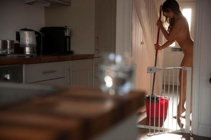 Уборка дома в стиле НЮ (9 фото)