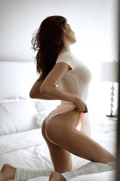 Красивые девушки со стройной фигурой (54 фото)