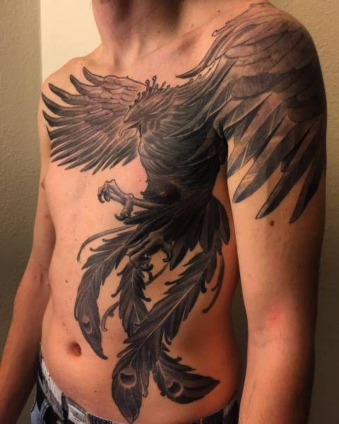 Крутые татуировки (51 фото)