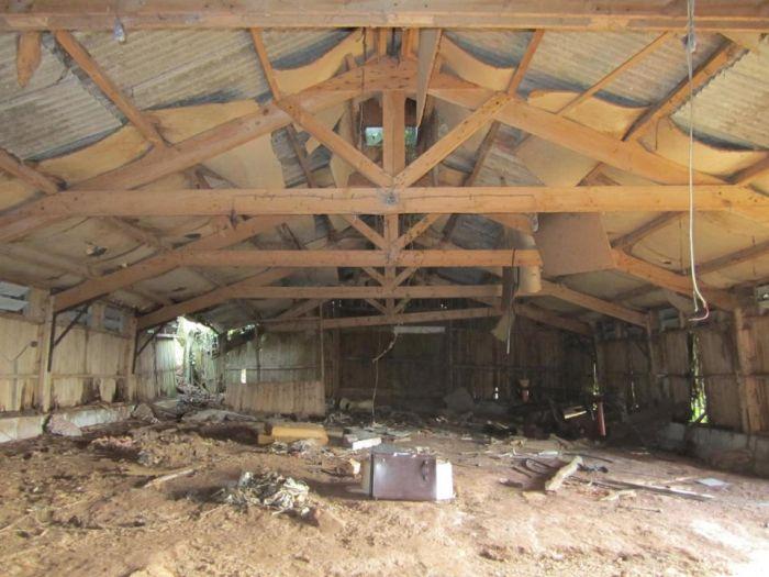 Переделка старого курятника в комфортабельный дом (8 фото)