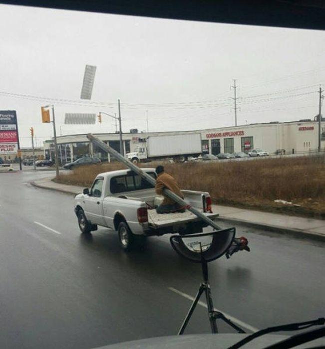 Техника безопасности? Нет, не слышал (30 фото)