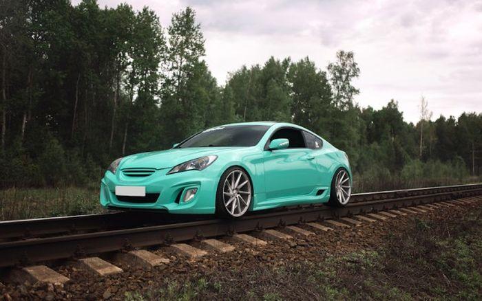 Не лучший способ сделать снимки своего автомобиля (6 фото + видео)