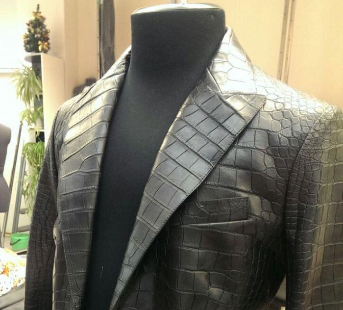 Стильный пиджачок (2 фото)