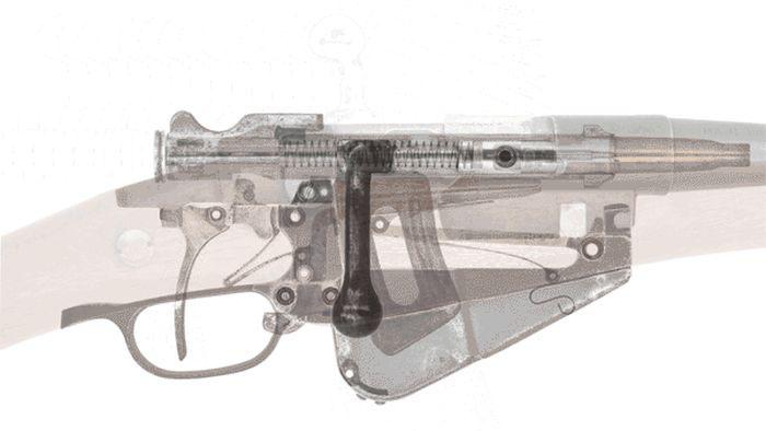 Оружие Первой мировой войны (13 гифок)