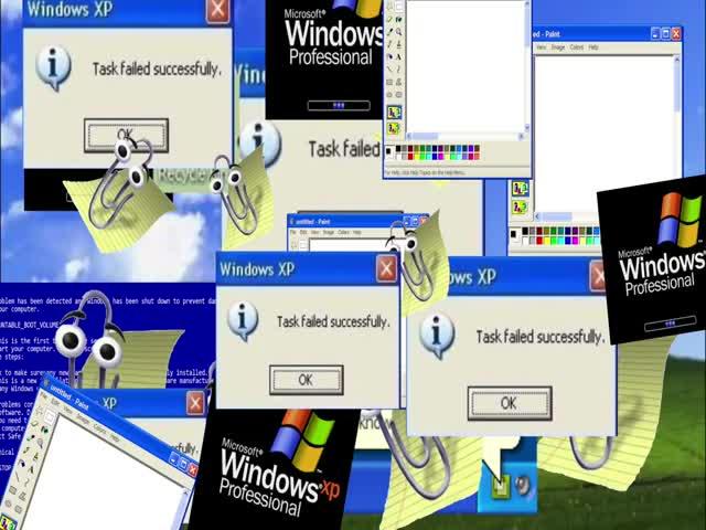 Мелодия из звуков Windows XP