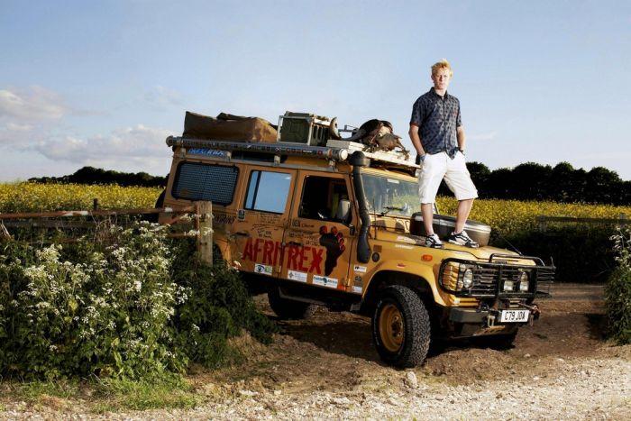 Британец Бен Саутхолл нашел себе лучшую в мире работу (9 фото)