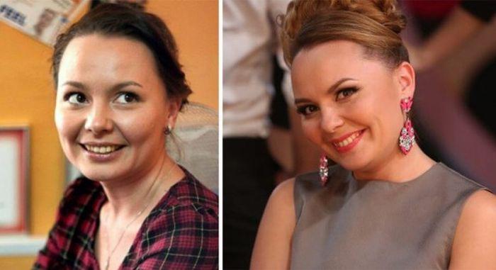 Участницы Comedy Woman тогда и сейчас (10 фото)