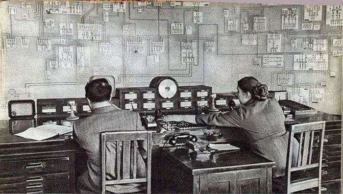 Как американцы узнали одну из тайн СССР по фотографии из журнала «Огонек» (2 фото)