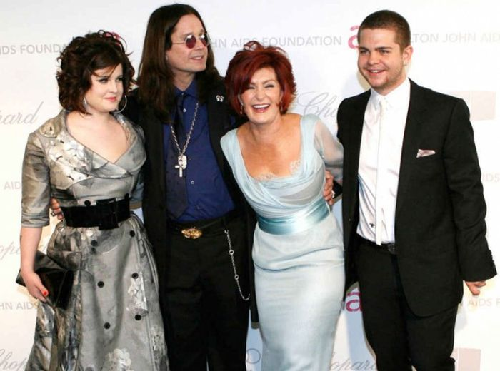 Самые крепкие звездные семьи (48 фото)