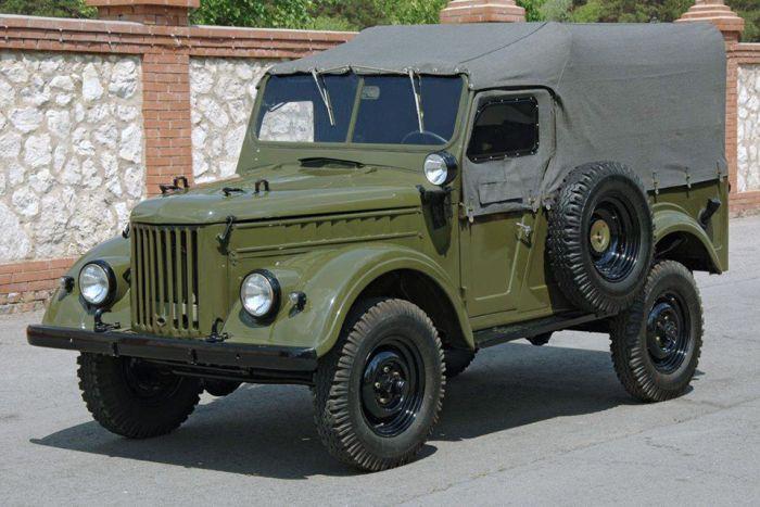 Отечественные автомобили, выставленные на продажу в США (10 фото)