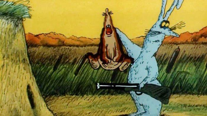 Странные советские мультфильмы (23 видео)