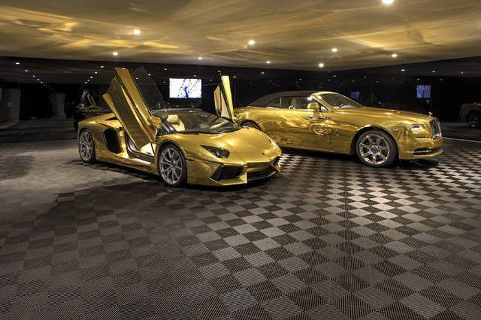 В Беверли-Хиллз продают роскошный особняк за 100 миллионов долларов (22 фото)