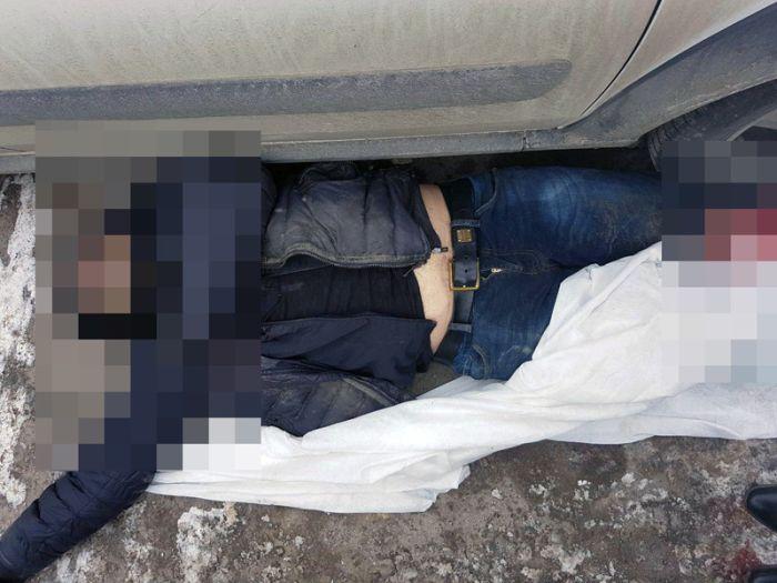 В Санкт-Петербурге пенсионер застрелил грабителя из наградного пистолета (3 фото)