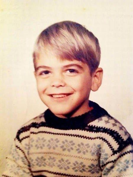 Детские фото звезд (28 фото)