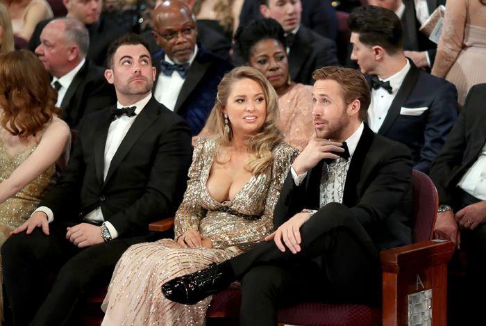 Фото с 89-й церемонии вручения премии «Оскар» (25 фото)