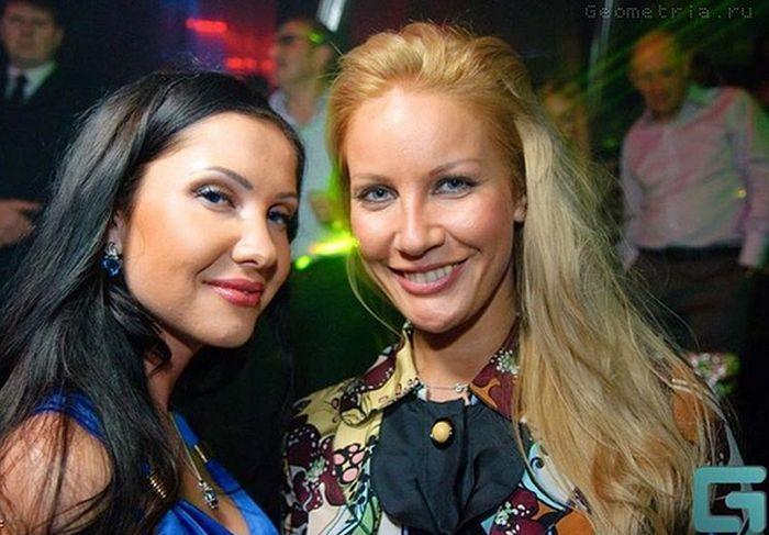 Клубная молодость российских звезд (21 фото + 2 видео)