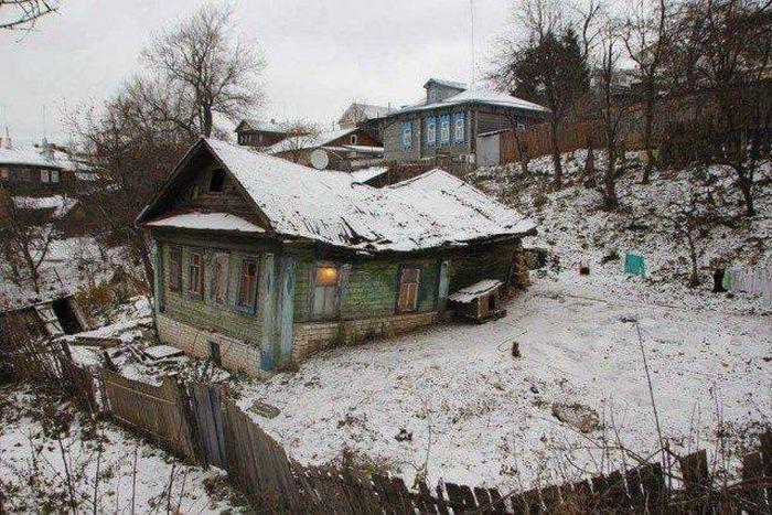 Фото, которые возможно было сделать только в России. Часть 59 (41 фото)