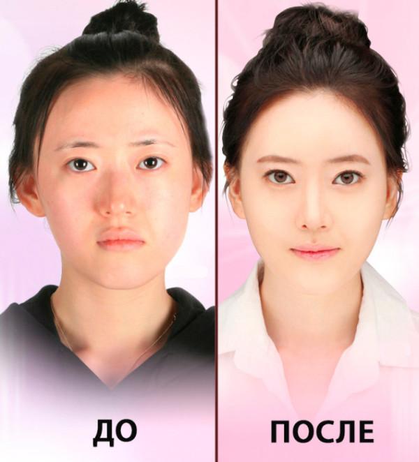 Чем отличаются девушки Северной и Южной Кореи (19 фото)