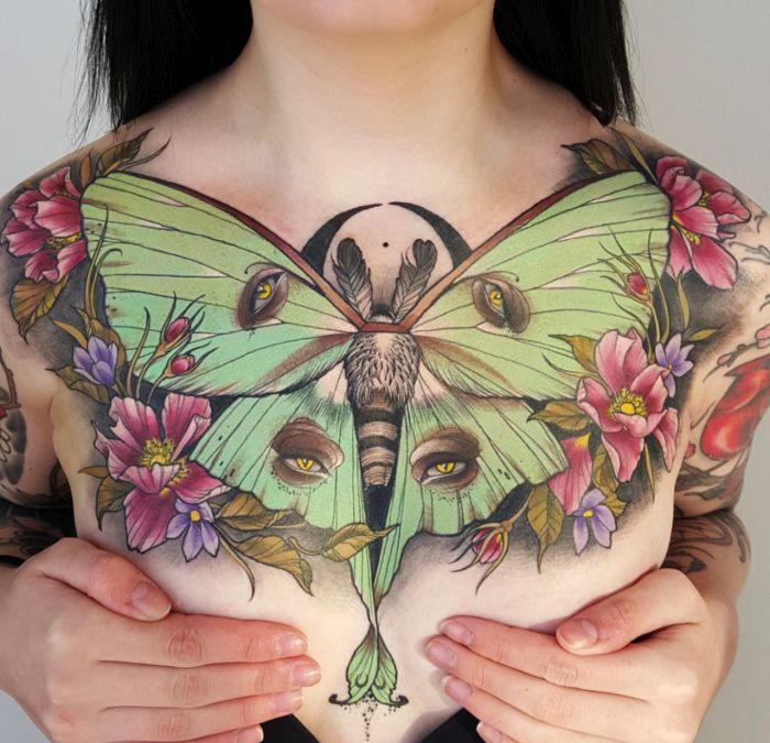 Великолепные татуировки (31 фото)