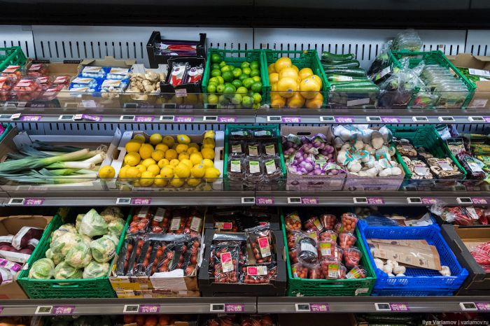 Цены на продукты питания в Норвегии (42 фото)